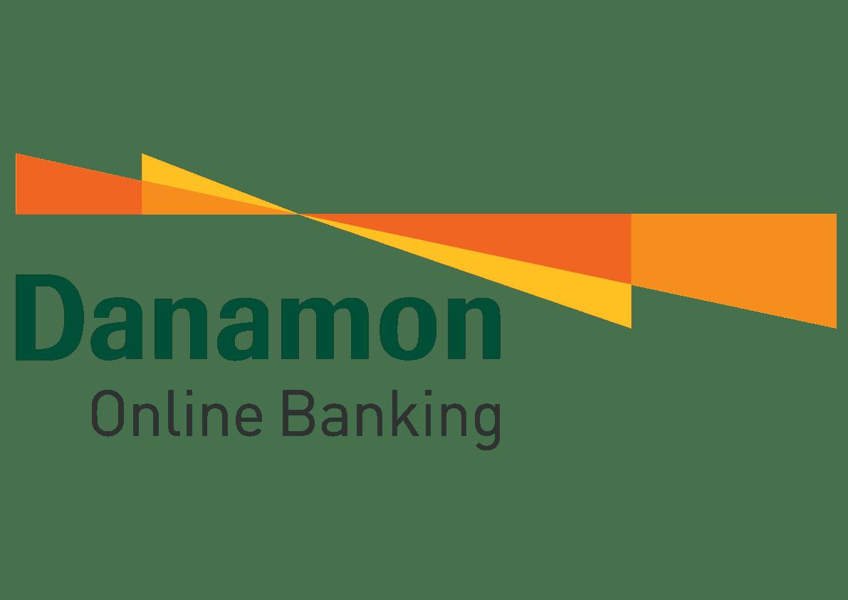 Logo Bank Danamon Online sebagai salah satu metode pembayaran transaksi di M1