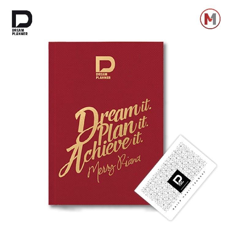 Buku Dream Planner Merry Riana