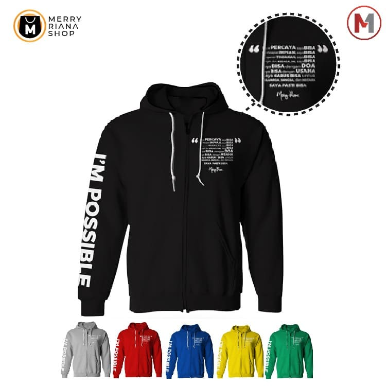 Hoodie I'm Possible